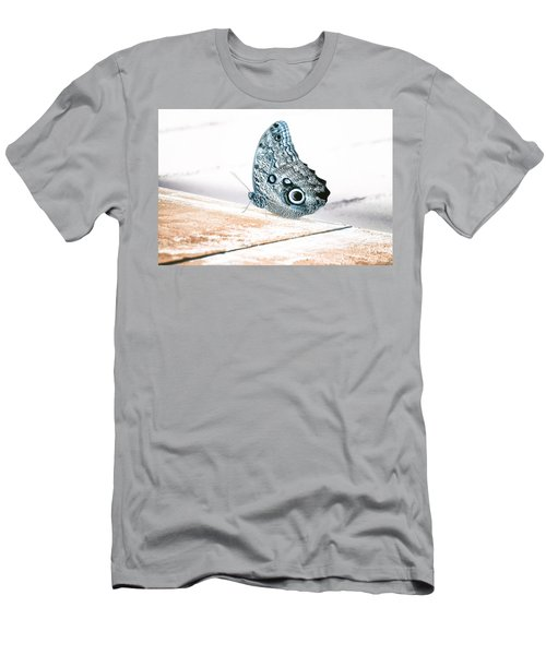 Blue Song Men's T-Shirt (Athletic Fit)