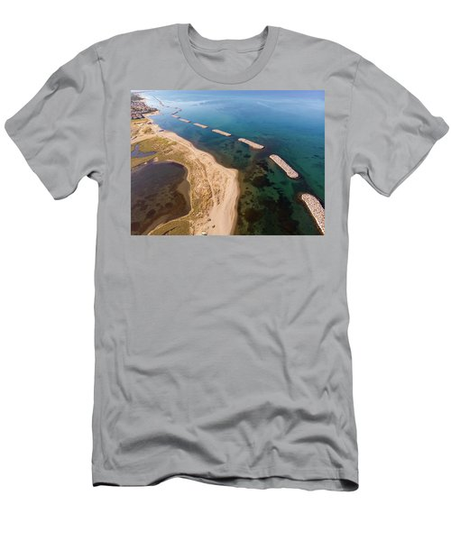Breakwater Men's T-Shirt (Athletic Fit)