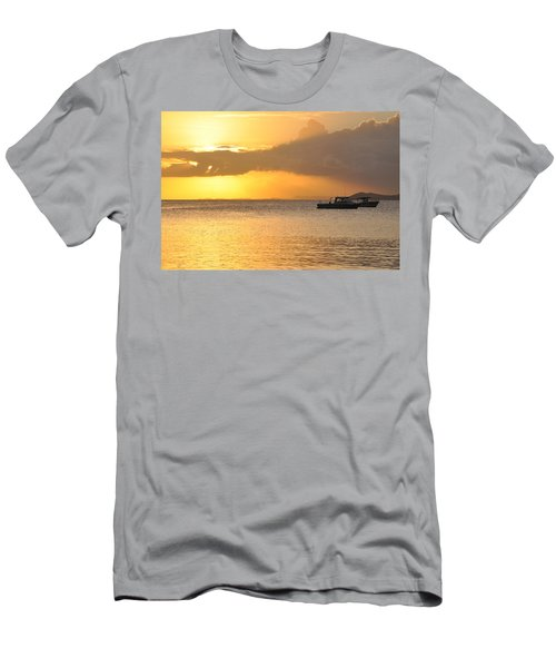Brewers Bay Sundown Men's T-Shirt (Athletic Fit)