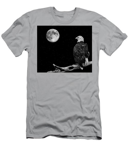 By The Light Of The Moon Men's T-Shirt (Athletic Fit)