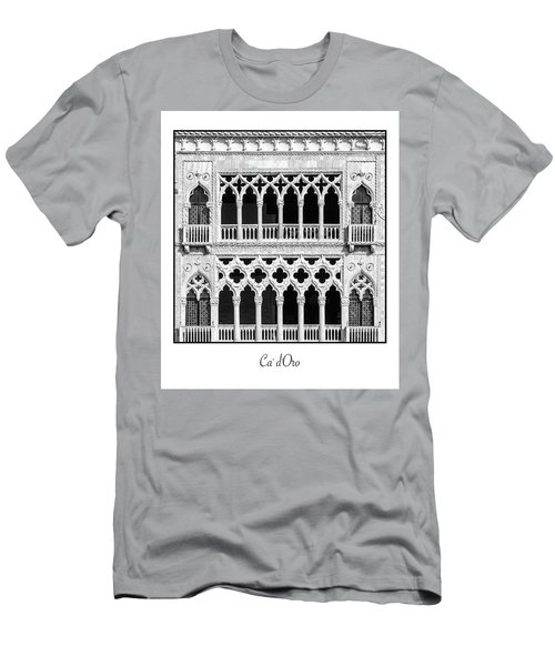 Ca' D'oro Men's T-Shirt (Athletic Fit)
