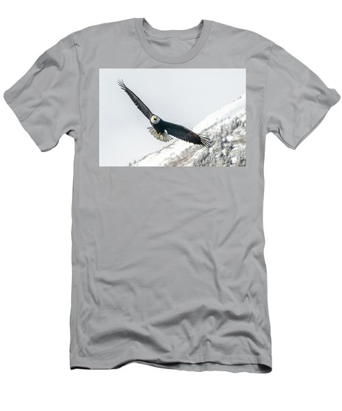Call Of The Wild North Men's T-Shirt (Athletic Fit)