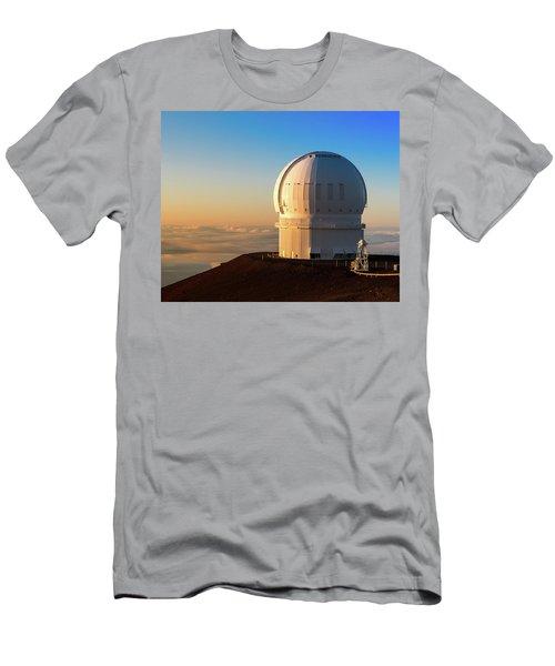 Canada-france-hawaii Telescope Men's T-Shirt (Athletic Fit)