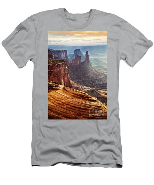 Canyonlands Men's T-Shirt (Athletic Fit)