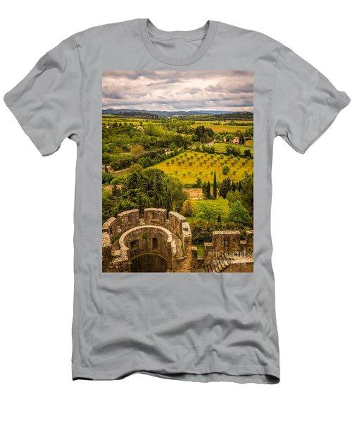 Carcassonne Men's T-Shirt (Athletic Fit)