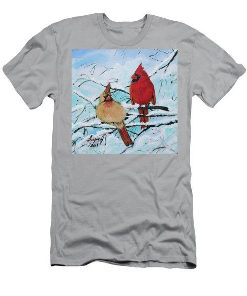 Cardinalis Men's T-Shirt (Athletic Fit)