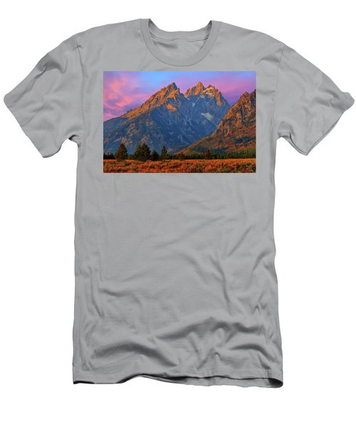 Cathedral Dawn Men's T-Shirt (Athletic Fit)
