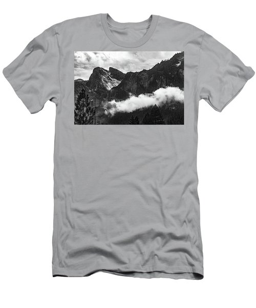 Cathedral Rocks Men's T-Shirt (Athletic Fit)