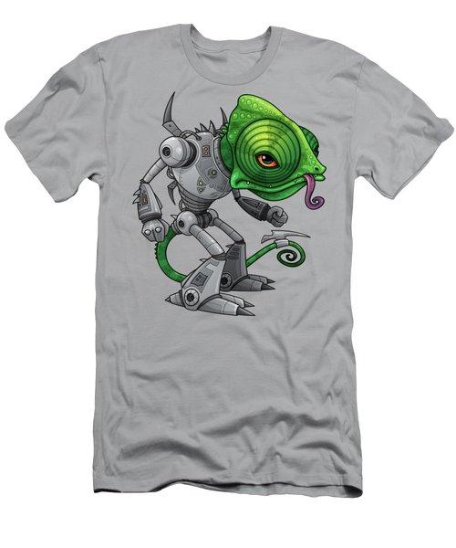 Chameleozoid Men's T-Shirt (Athletic Fit)