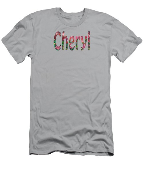 Cheryl Men's T-Shirt (Athletic Fit)