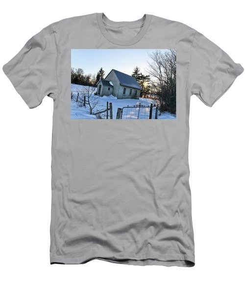 Church On Brewer Road Men's T-Shirt (Athletic Fit)