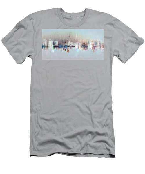City Of Pastels Men's T-Shirt (Athletic Fit)