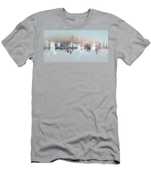 City Of Pastels Men's T-Shirt (Athletic Fit)