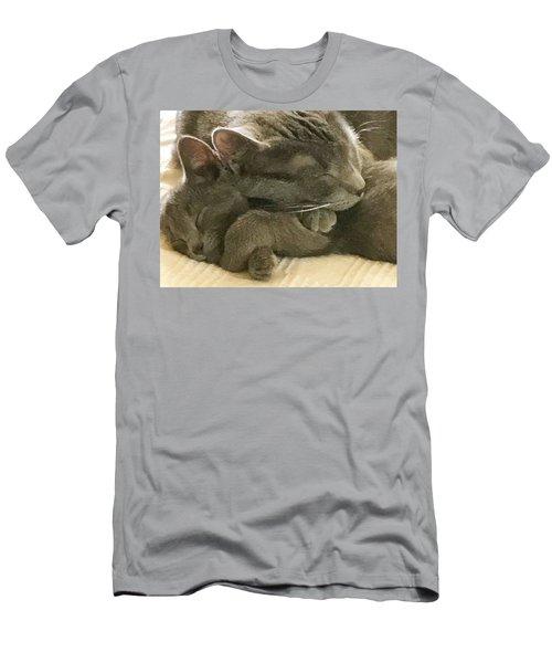 Cloud And Myst Men's T-Shirt (Athletic Fit)