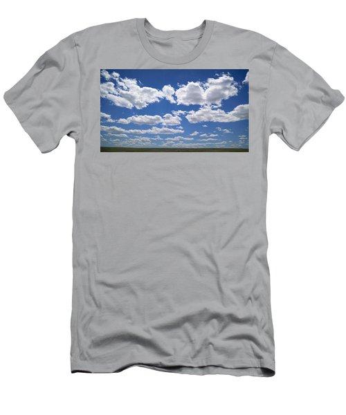 Clouds, Part 1 Men's T-Shirt (Athletic Fit)