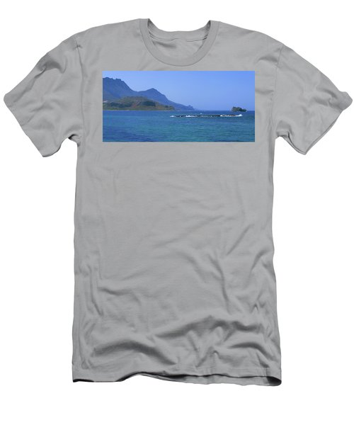 Coast Of Gramvousa Men's T-Shirt (Athletic Fit)