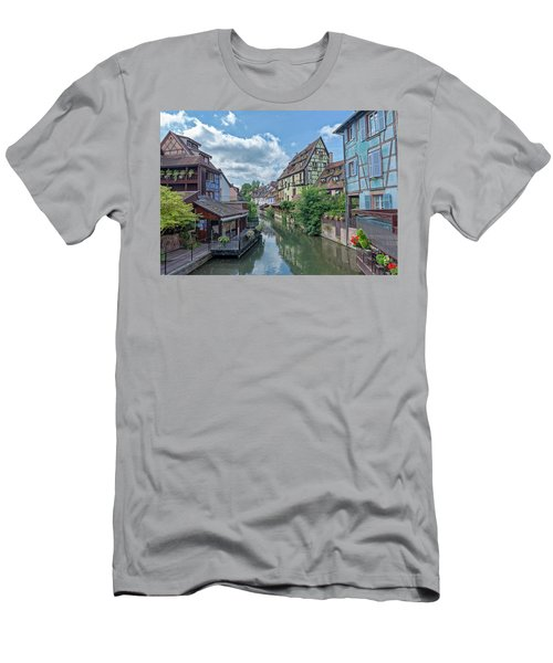 Colmar In France Men's T-Shirt (Athletic Fit)