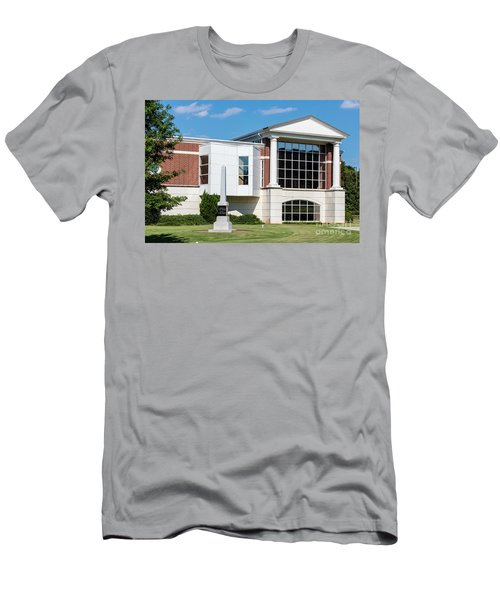 Columbia County Main Library - Evans Ga Men's T-Shirt (Athletic Fit)