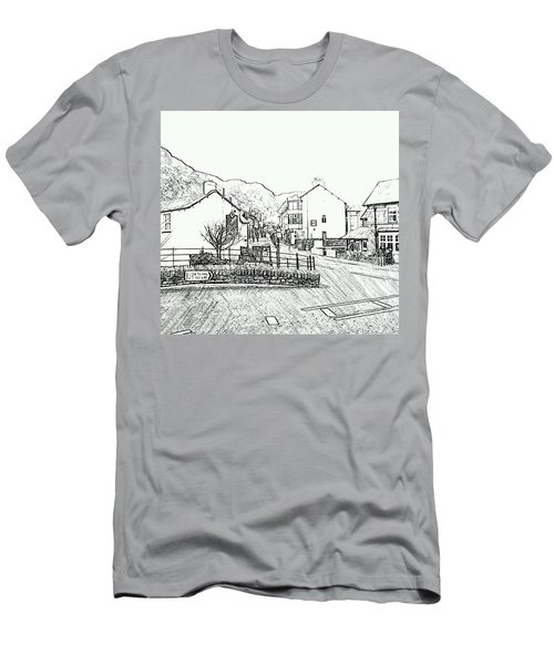 Coniston High Street Men's T-Shirt (Athletic Fit)