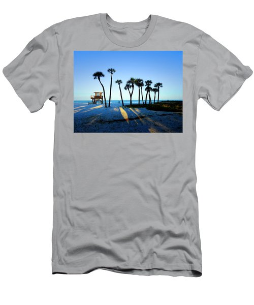 Coquina Palms Men's T-Shirt (Athletic Fit)