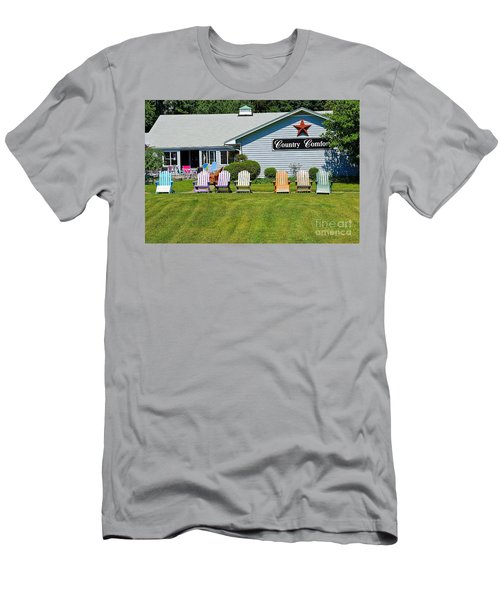 Country Comfort Men's T-Shirt (Athletic Fit)