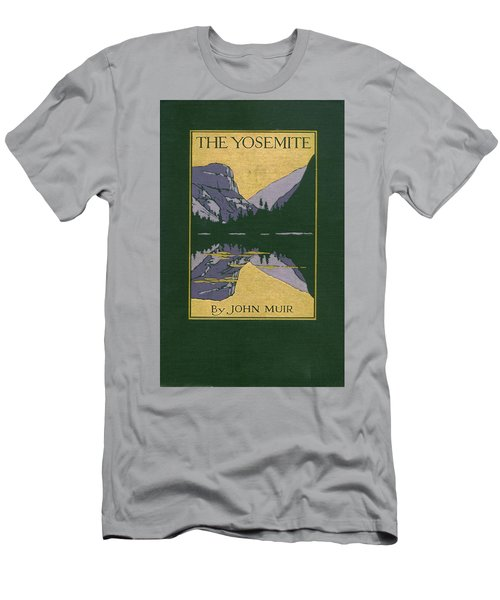 Cover Design For The Yosemite Men's T-Shirt (Athletic Fit)