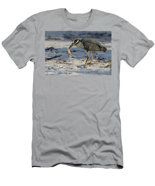 Crab For Breakfast Men's T-Shirt (Athletic Fit)