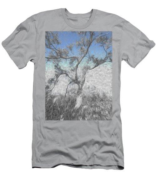 Creeping Up Men's T-Shirt (Athletic Fit)