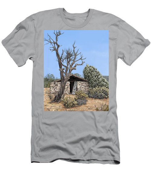 Decay Of Calamity The Half Life Of A Dream Men's T-Shirt (Athletic Fit)