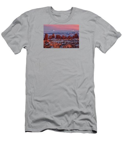 Desert Beauty 2 Men's T-Shirt (Athletic Fit)