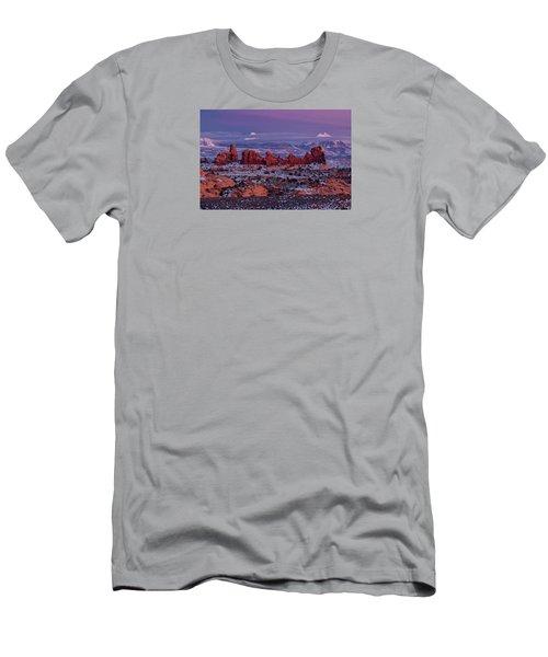 Desert Beauty 3 Men's T-Shirt (Athletic Fit)