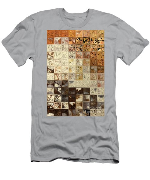 Deuteronomy 33 29. The Sheild Of Your Help Men's T-Shirt (Athletic Fit)