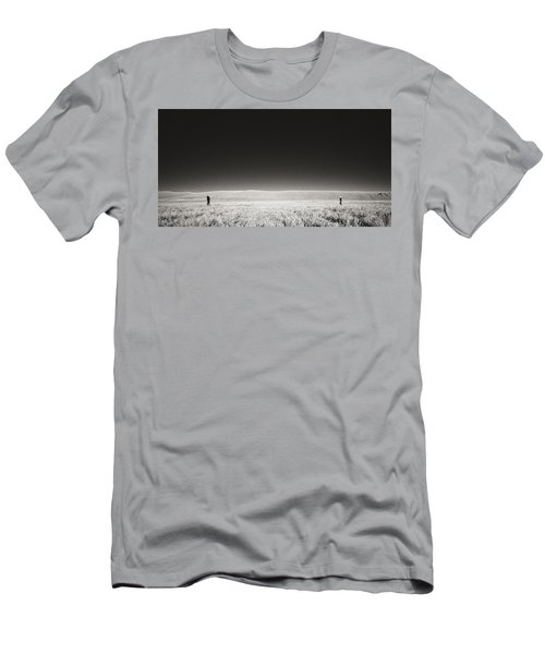 Distance Between Us Men's T-Shirt (Athletic Fit)