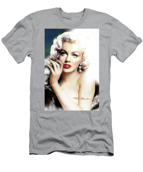 Diva Mm 169 R Men's T-Shirt (Athletic Fit)