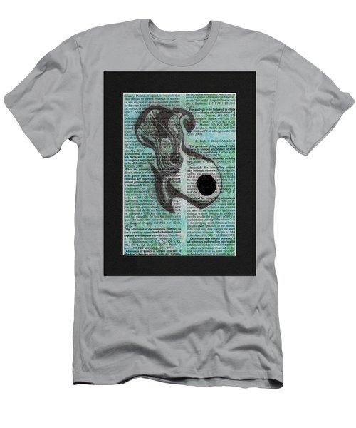 Diving  Men's T-Shirt (Athletic Fit)