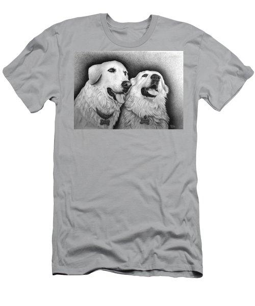 Dixie And Savannah Men's T-Shirt (Athletic Fit)