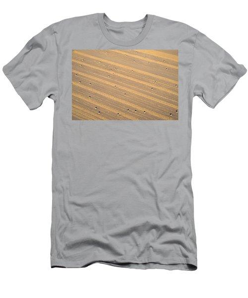 Dot Matrix Men's T-Shirt (Athletic Fit)