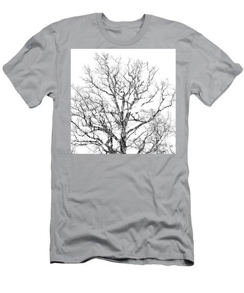 Double Exposure 1 Men's T-Shirt (Athletic Fit)