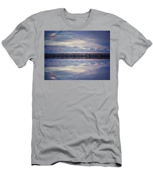 Double Exposure 2 Men's T-Shirt (Athletic Fit)
