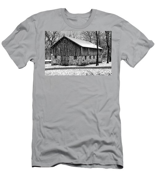 Down The Old Dirt Road Men's T-Shirt (Athletic Fit)