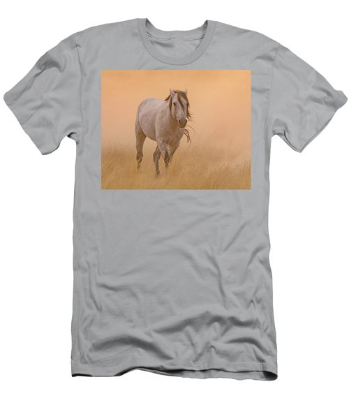 Dusty Evening Men's T-Shirt (Athletic Fit)