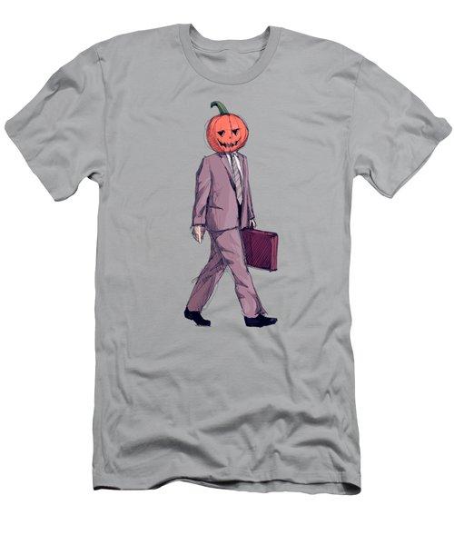 Dwight Halloween Men's T-Shirt (Athletic Fit)