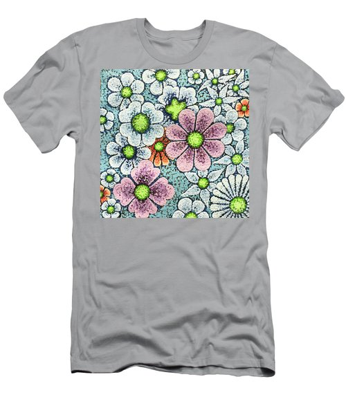 Efflorescent 1 Men's T-Shirt (Athletic Fit)
