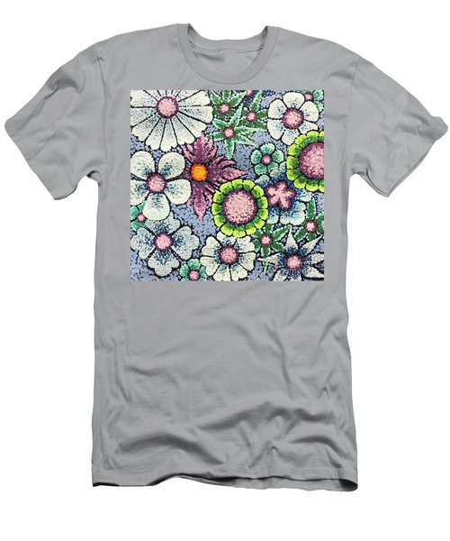 Efflorescent 8 Men's T-Shirt (Athletic Fit)