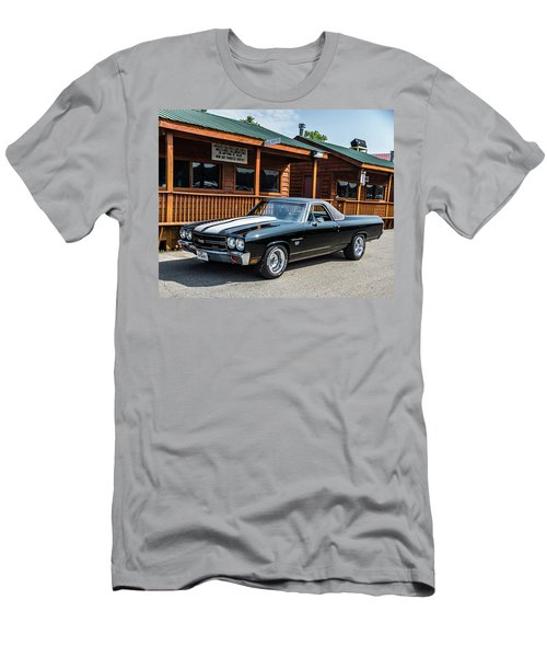 Men's T-Shirt (Athletic Fit) featuring the photograph El Camino by Michael Sussman