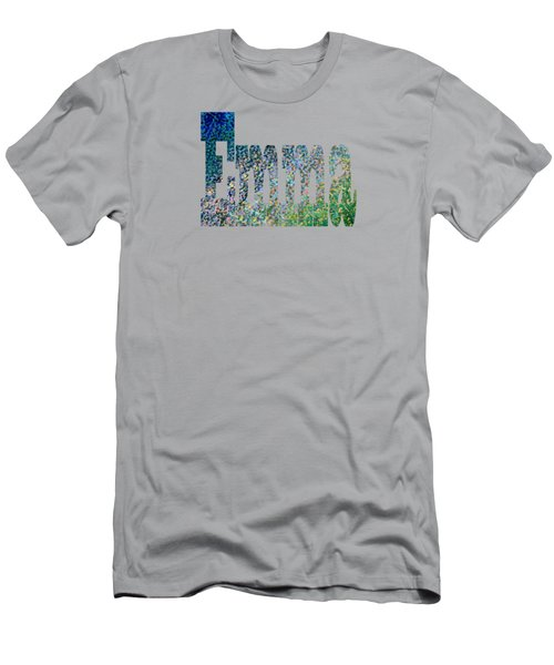 Emma Men's T-Shirt (Athletic Fit)