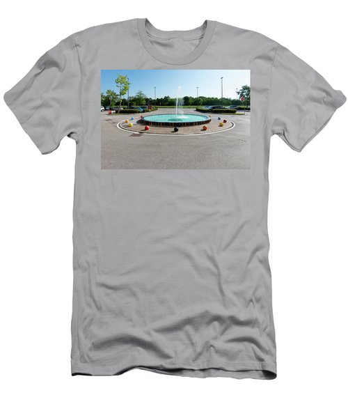 Euro New Topographics 18 Men's T-Shirt (Athletic Fit)