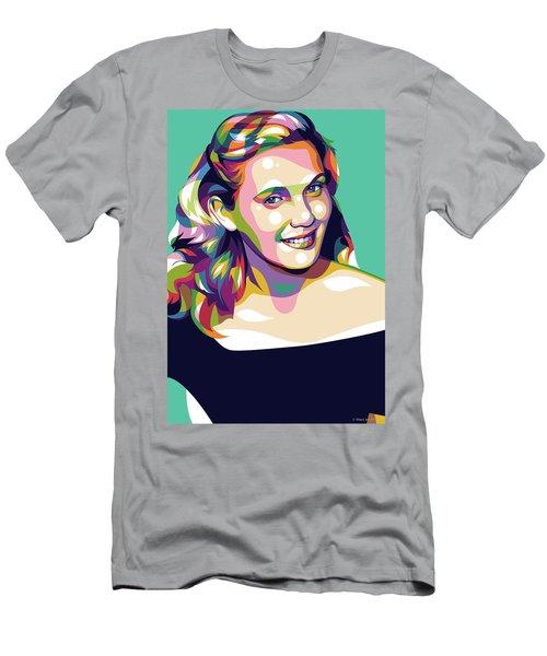 Eva Marie Saint Men's T-Shirt (Athletic Fit)