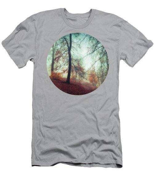 Fall Feeling Men's T-Shirt (Athletic Fit)