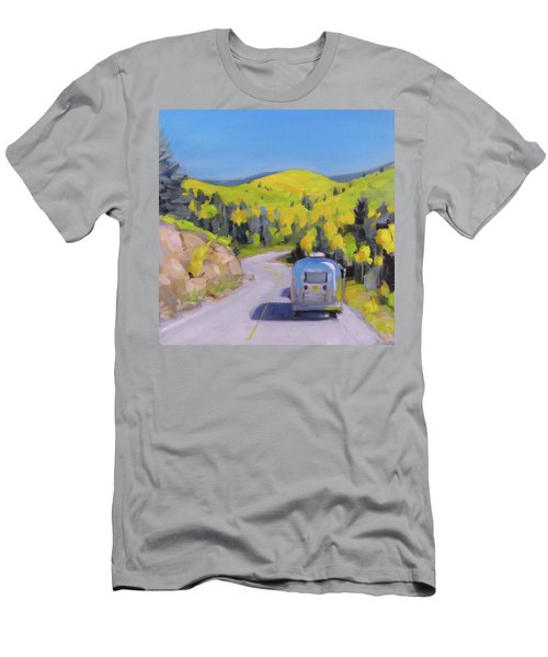 Fall Road Trip Men's T-Shirt (Athletic Fit)